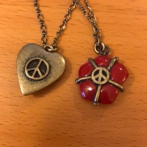 Lucky Brand Jewelry - Lucky Brand set of two necklaces (worn together)
